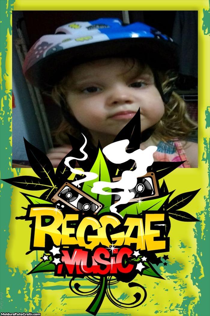 FotoMoldura Reggae Music