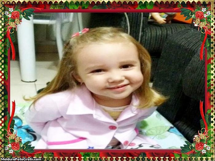 Moldura de Natal para Facebook