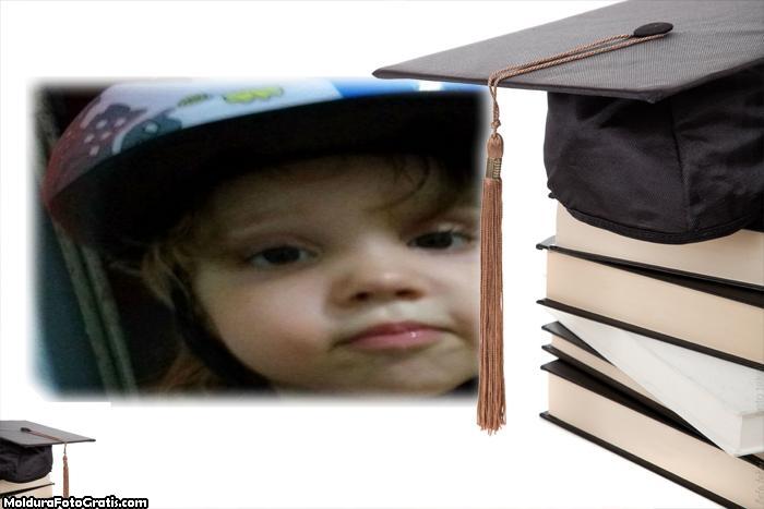 FotoMoldura Formatura E Livros