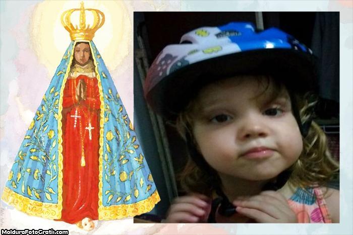 FotoMoldura Nossa Senhora