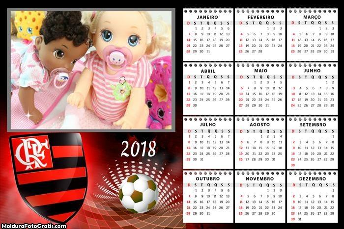Calendário Flamengo 2018