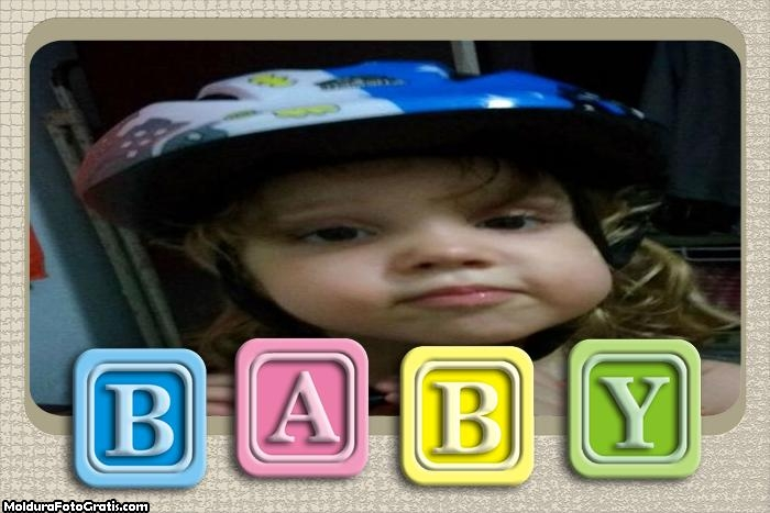 FotoMoldura Baby