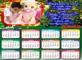 Calendário Mensagem de Natal 2018