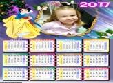 Calendário Princesa Branca de Neve 2017