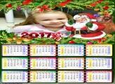 Calendário Desenho de Natal 2017