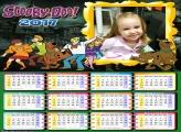 Calendário Filme do Scooby Doo 2017