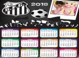 Calendário Time do Santos 2018