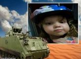 FotoMoldura Tanque de Guerra