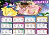 Calendário da Branca de Neve 2018