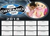 Calendário Grêmio 2018