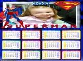 Calendário do Super Homem 2017