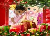 Um Presente de Natal FotoMoldura