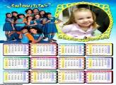 Calendário das Chiquititas 2017
