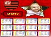 Calendário Flamengo Time Futebol 2017