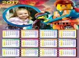 Calendário Lego Movie 2017