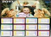 Calendário Senhor Jesus 2017