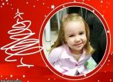 Cartão Natalino Arvore de Natal