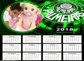 Calendário Palmeiras 2018