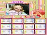 Calendário Moranguinho Vip 2017