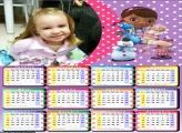 Calendário Doutora dos Brinquedos 2017