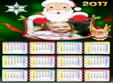 Calendário Alo Papai Noel 2017