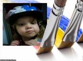 FotoMoldura Pincel de Tintas Coloridas