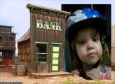 FotoMoldura Bank Velho Oeste Rodeio