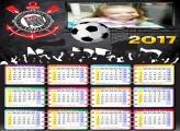 Calendário Timão do Corinthians 2017