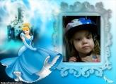 FotoMoldura da Cinderela