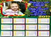 Calendário Mensagem Natalina 2017