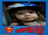 FotoMoldura Super Pai Dia dos Pais