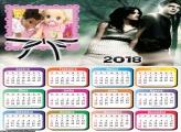 Calendário do Crepúsculo 2018