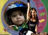 FotoMoldura Avril Lavigne Música