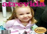 Capa de Revista Atrevida FotoMoldura