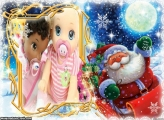 Fazendo Entrega de Presentes no Natal