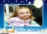 Moldura Noite de Natal