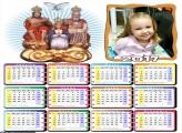 Calendário Divino Pai Eterno 2017