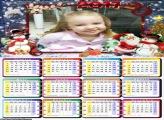 Calendário Natalino 2017