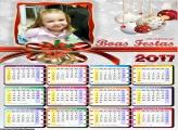 Calendário Boas Festa Natal e Final de Ano 2017