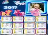 Calendário Ponêis Desenho 2017