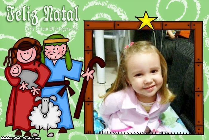 Feliz Natal Desenho Infantil