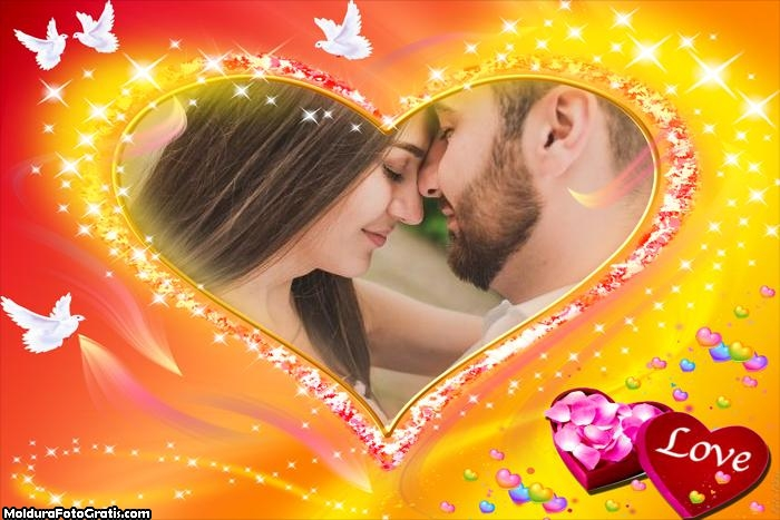 Coração Mágico Dia dos Namorados