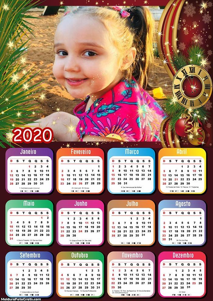 Calendário Hora do Natal 2020