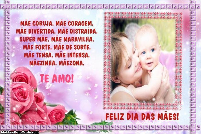 Feliz dia das Mães Mensagem Linda