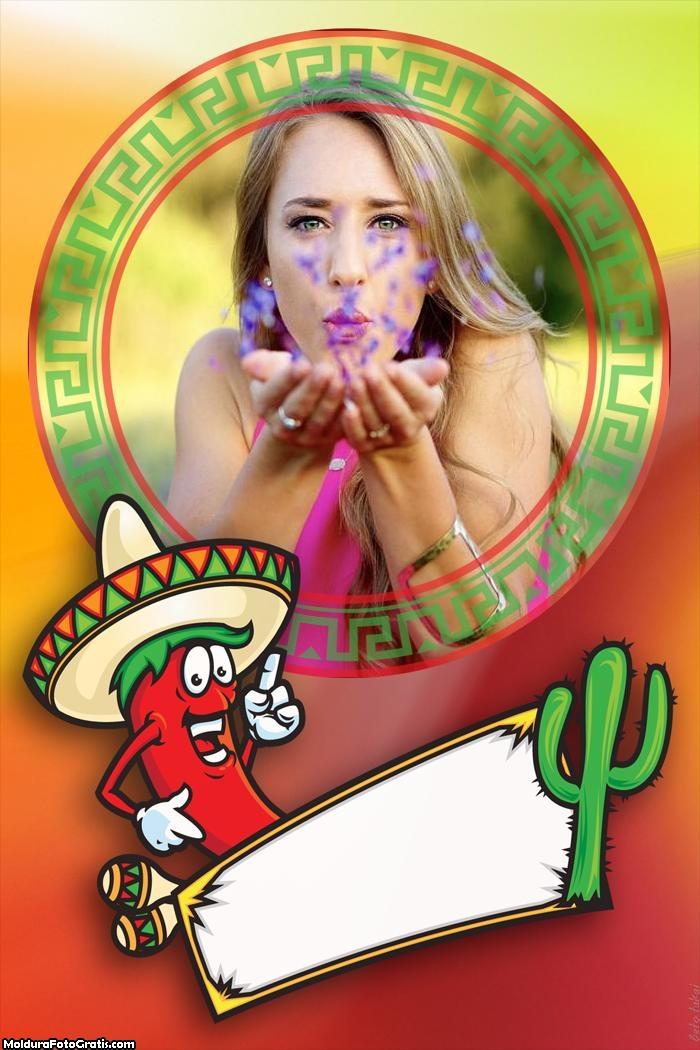 Moldura Mexicana