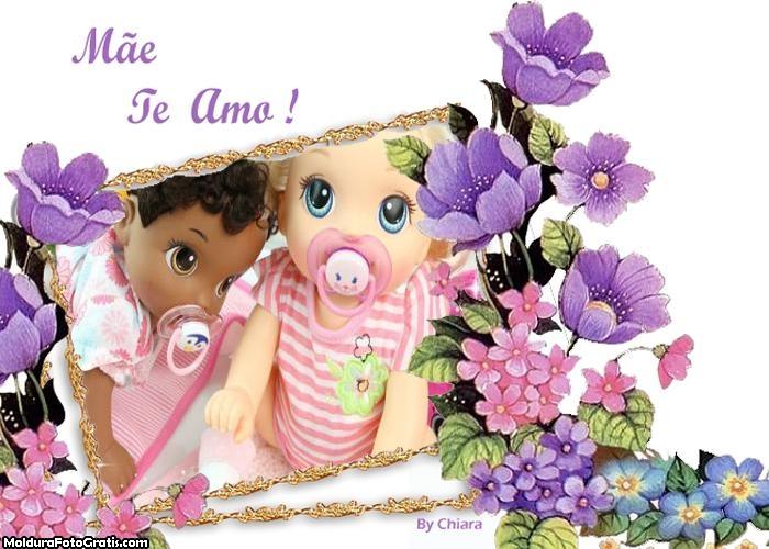 Querido Dia das Mães Flores