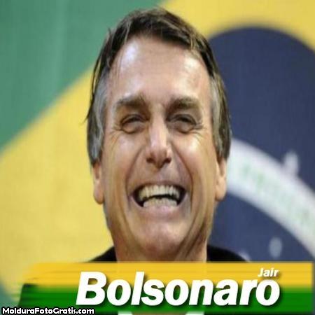Jair Bolsonaro Verde e Amarelo Brasil
