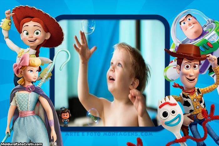 Montagem de Foto Toy Story