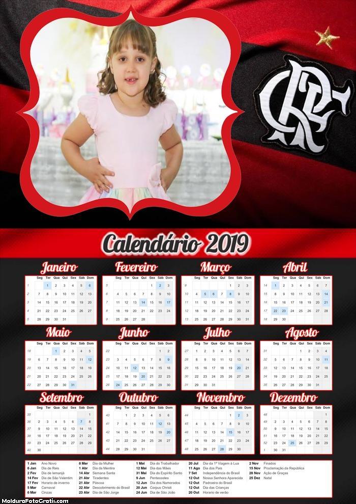 Calendário do Megão 2019