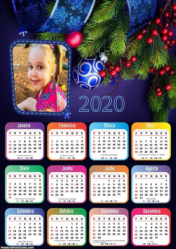Calendário Natal Mágico 2020
